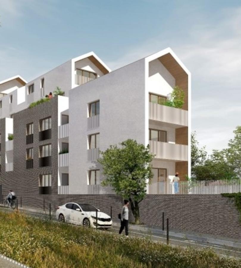 Jouy Le Moutier – 37 logements collectifs locatifs
