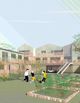 Nantes – 10 logements participatifs
