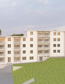 Saint Etienne de Montluc – 49 logements
