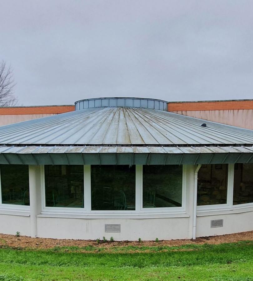 La Bernerie en Retz – Extension restaurant scolaire Ecole René Guy Cadou