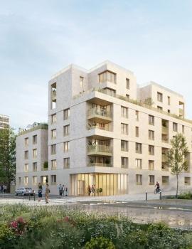 Antony – 46 logements en accession sociale