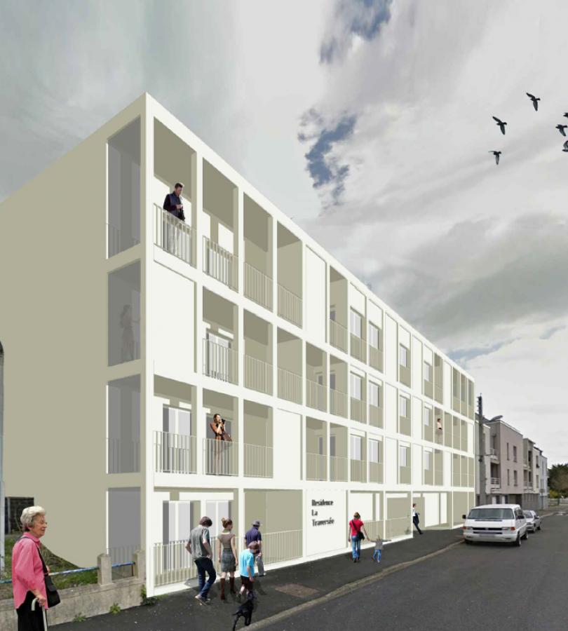 Trignac – 20 logements