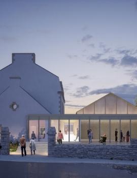 Riec sur Bélon – Salle des fêtes