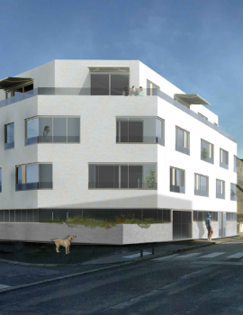 Nantes –  16 logements collectifs