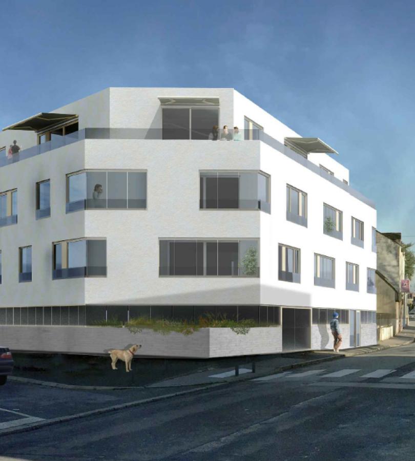 Nantes –  16 logements collectifs