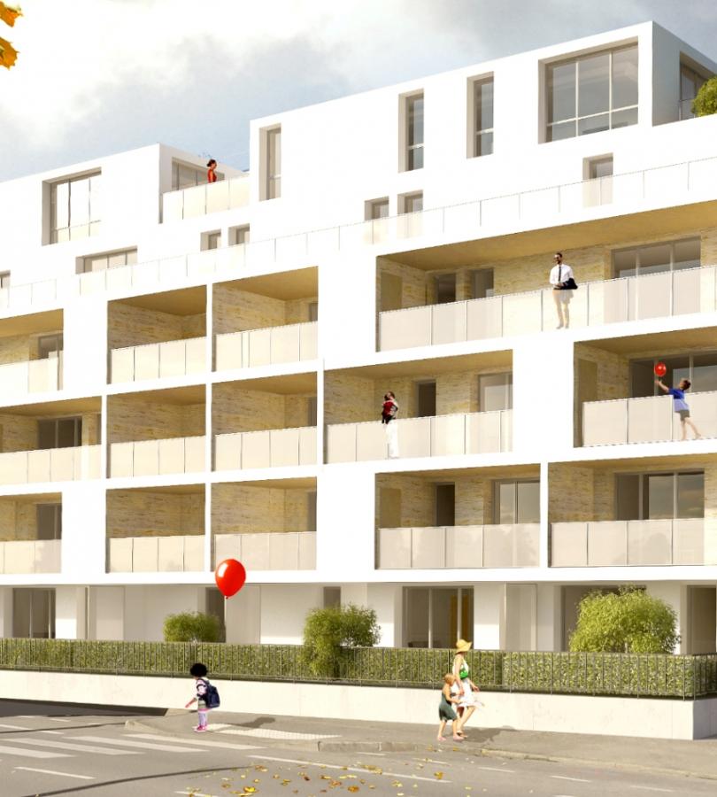 Vannes – 33 logements