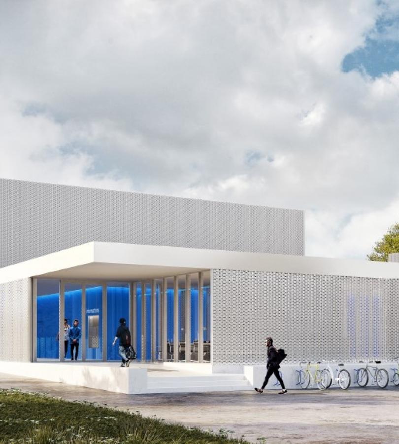 Salle de sports de Vivonne