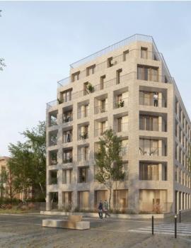 Champigny sur Marne – 26 logements collectifs