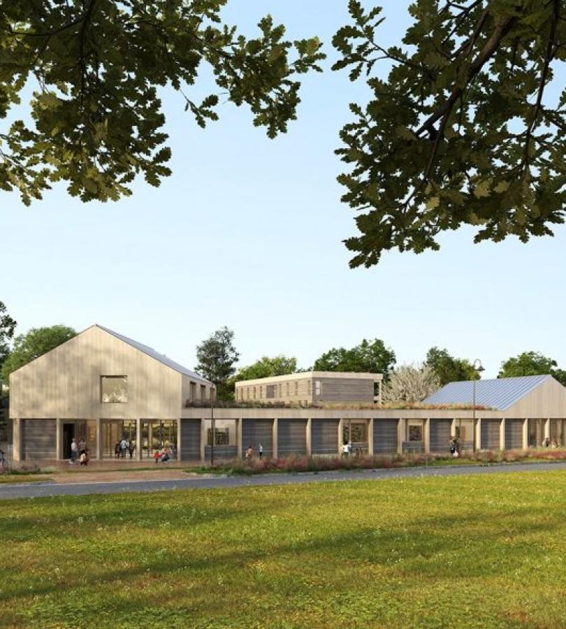 Chessy – ALSH et centre administratif