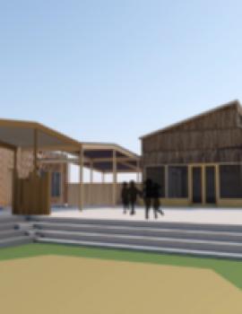 Conquereuil – Extension groupe scolaire «La Renaissance»