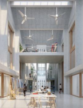 Poitiers – Ecole Européenne Supérieure de l'Image