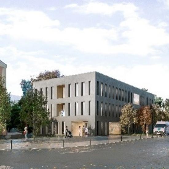Nantes – Maison de santé pluriprofessionnelle