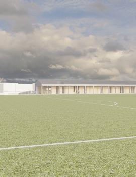 Morlaix – Plateau sportif footballistique