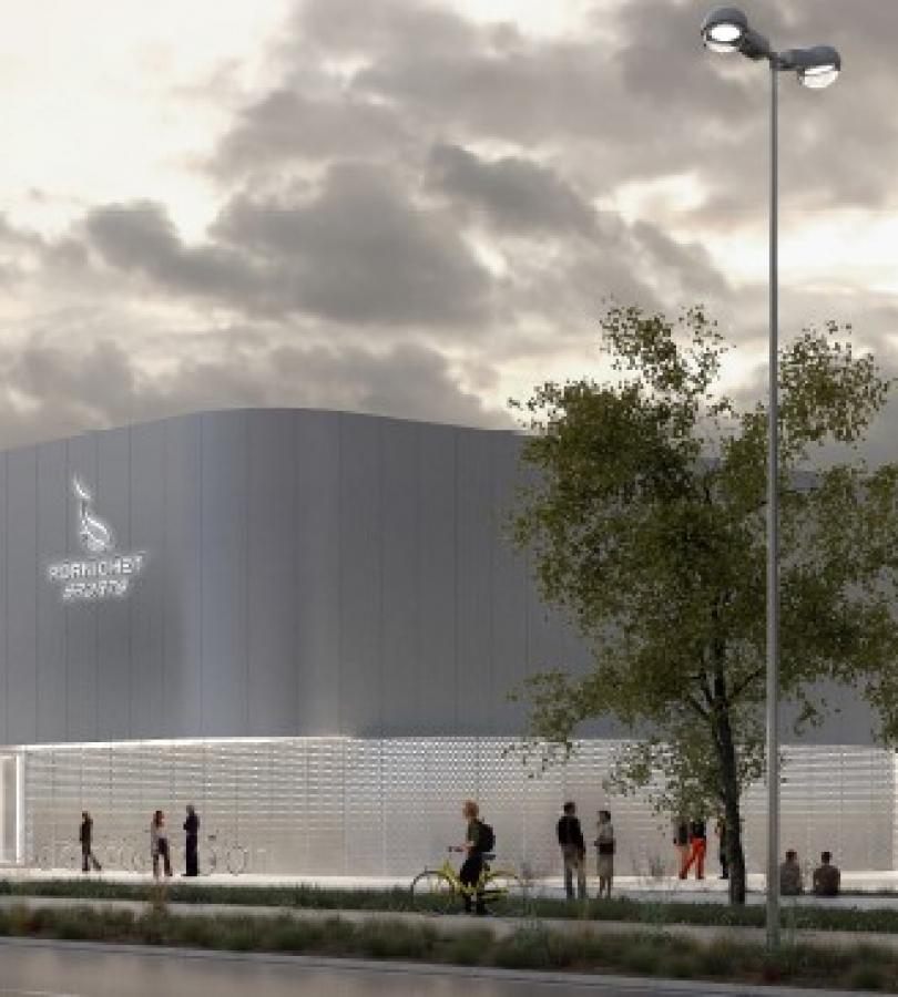 Pornichet – Salle de Sports