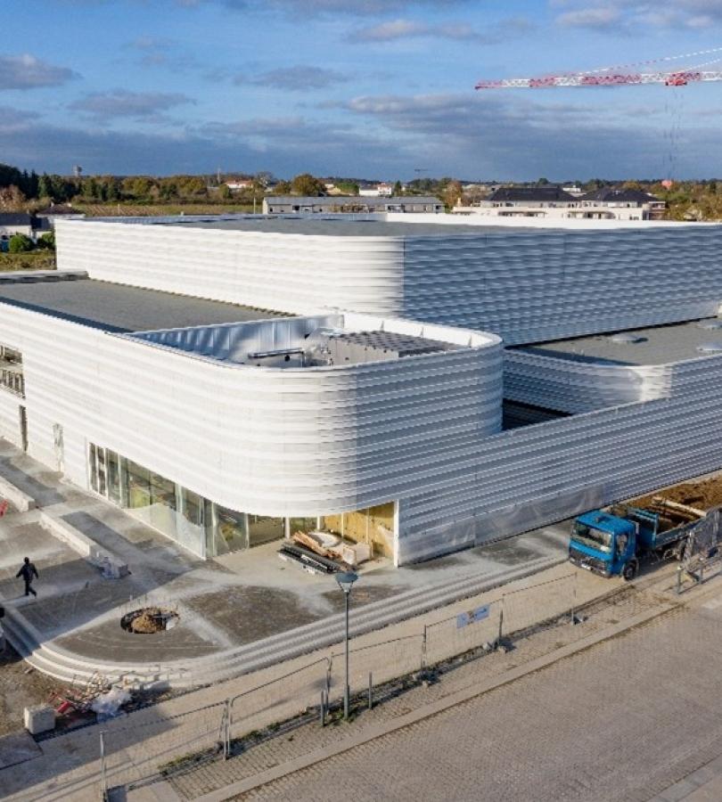 Sainte Luce sur Loire – Halle sportive