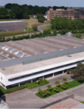 Vitré – Réfection bâtiments «Ateliers» Lycée La Champagne