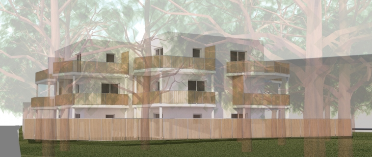 Chateaubriant – Résidence sociale «Eaux Vives» de 20 logements